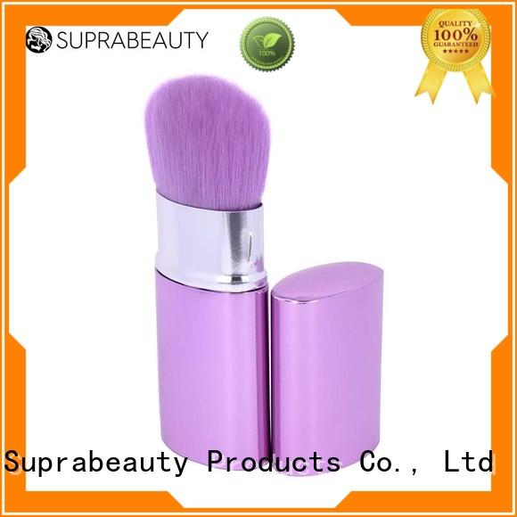 Suprabeauty spn essential makeup brushes supplier for eyeshadow