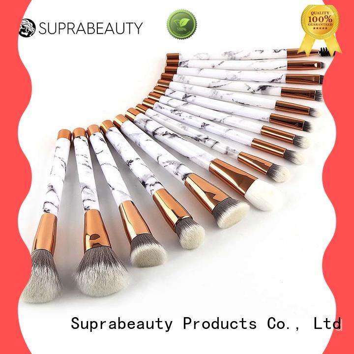 Suprabeauty professional affordable makeup brush sets hot sale for loose powder