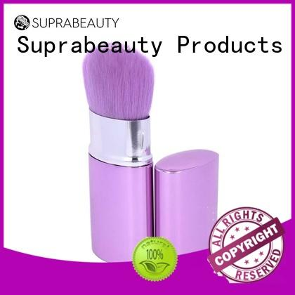 wsb cosmetic makeup brushes manufacturer for loose powder Suprabeauty