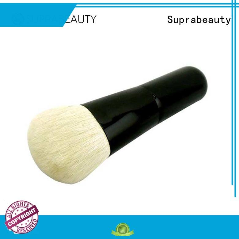 squirel high quality makeup brushes with eco friendly painting for liquid foundation