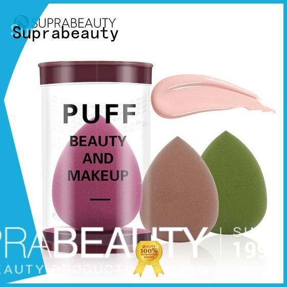 Suprabeauty beauty blender foundation sponge factory for beauty
