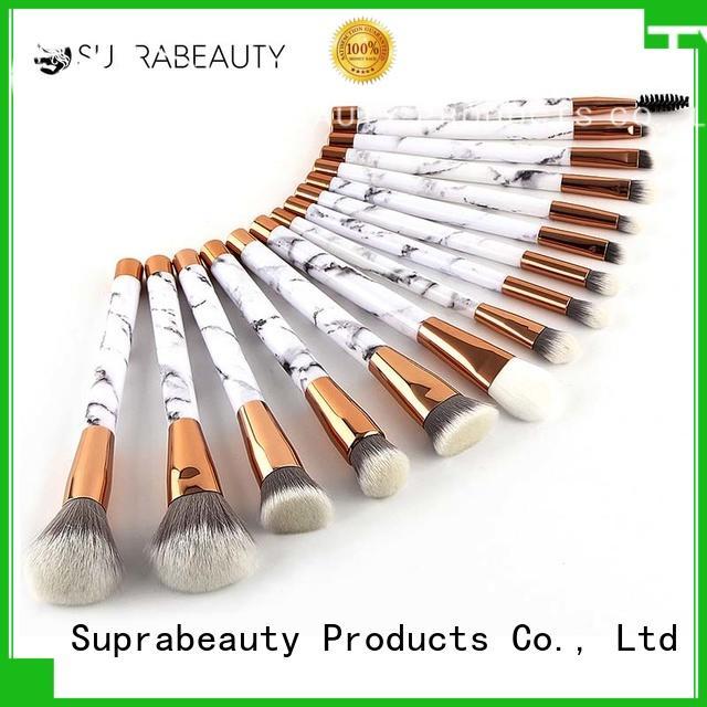 Suprabeauty popular nice makeup brush set wholesale for packaging