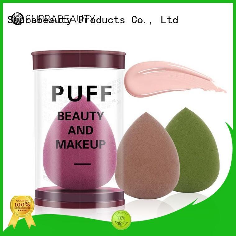Suprabeauty foundation sponge supplier bulk buy
