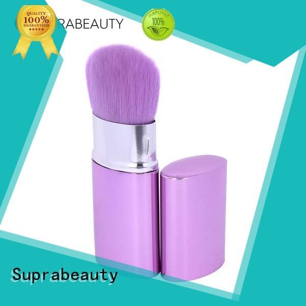Suprabeauty cosmetic brush series bulk production