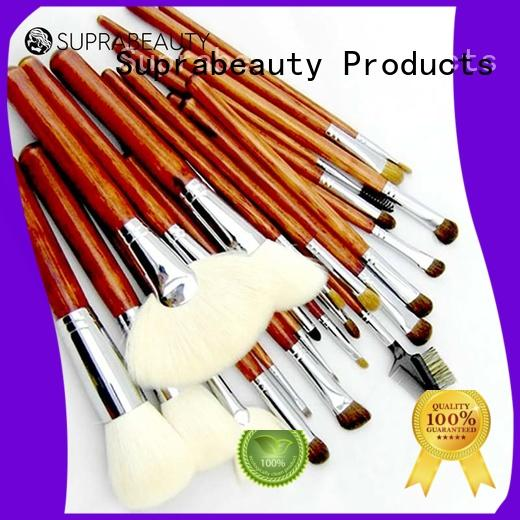 sp buy makeup brush set with curved synthetic hair for students Suprabeauty