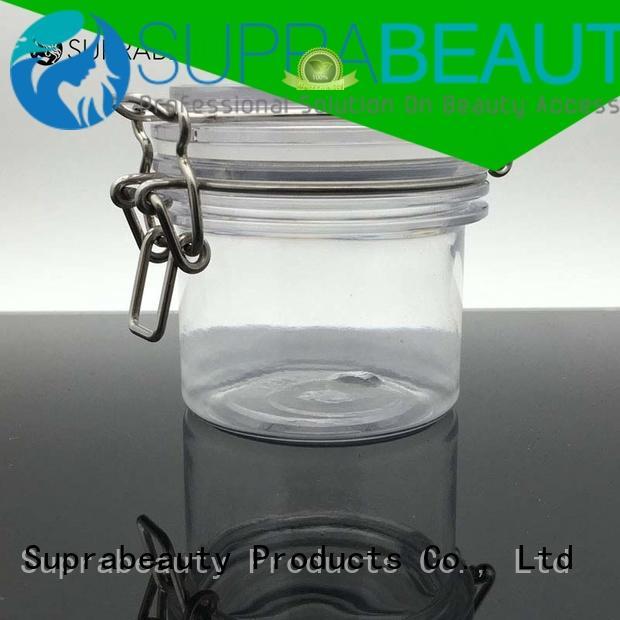 Round Cosmetic Mask Jar 80ml