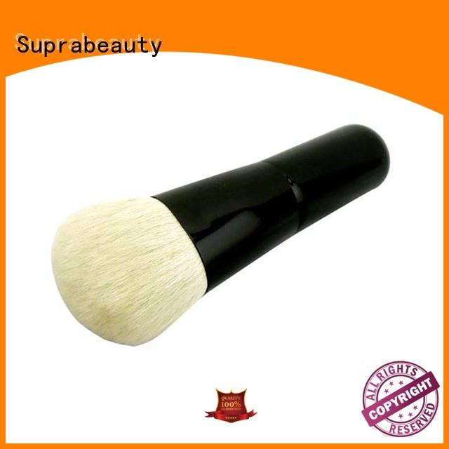 sp making makeup brushes with eco friendly painting for liquid foundation Suprabeauty