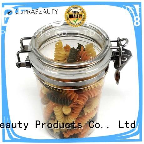 Suprabeauty PET jar best supplier for packaging