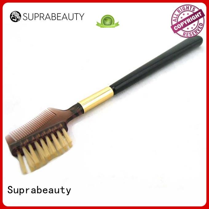 face base makeup brushes for eyeshadow Suprabeauty