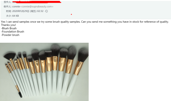 Successful Customization Cases Of Best Quality Makeup Brushes