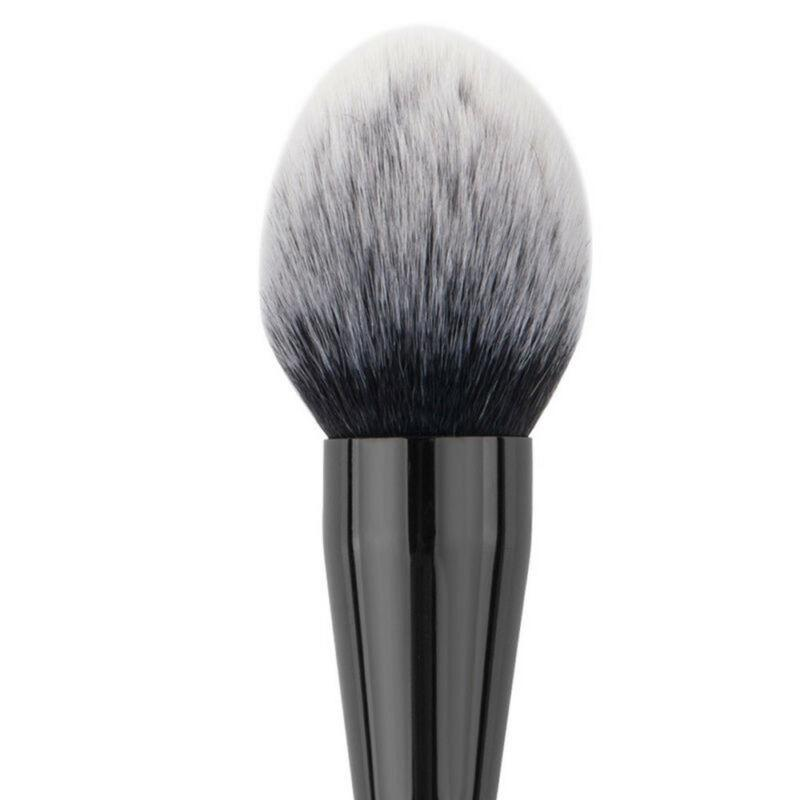 compact very cheap makeup brushes with eco friendly painting for loose powder Suprabeauty
