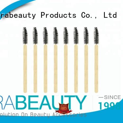 Suprabeauty nail disposable mascara applicators for eyeshadow powder