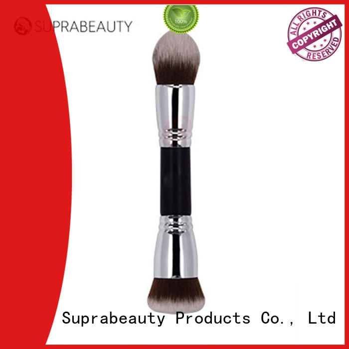 Suprabeauty cosmetic brushes with good price for promotion