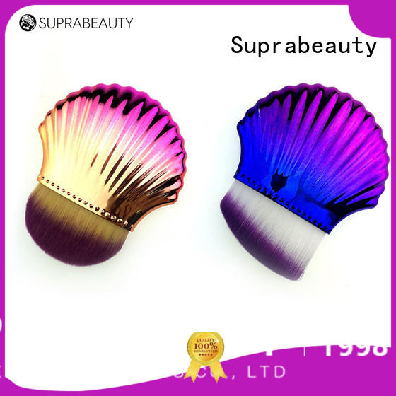 Suprabeauty retractable cosmetic brush from China for promotion