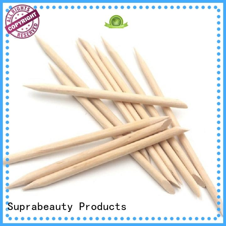 Suprabeauty spd wooden manicure sticks manufacturer for cleaning the dust