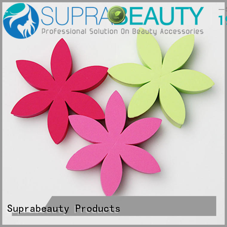 sps foundation sponge with customized color for mineral dried powder