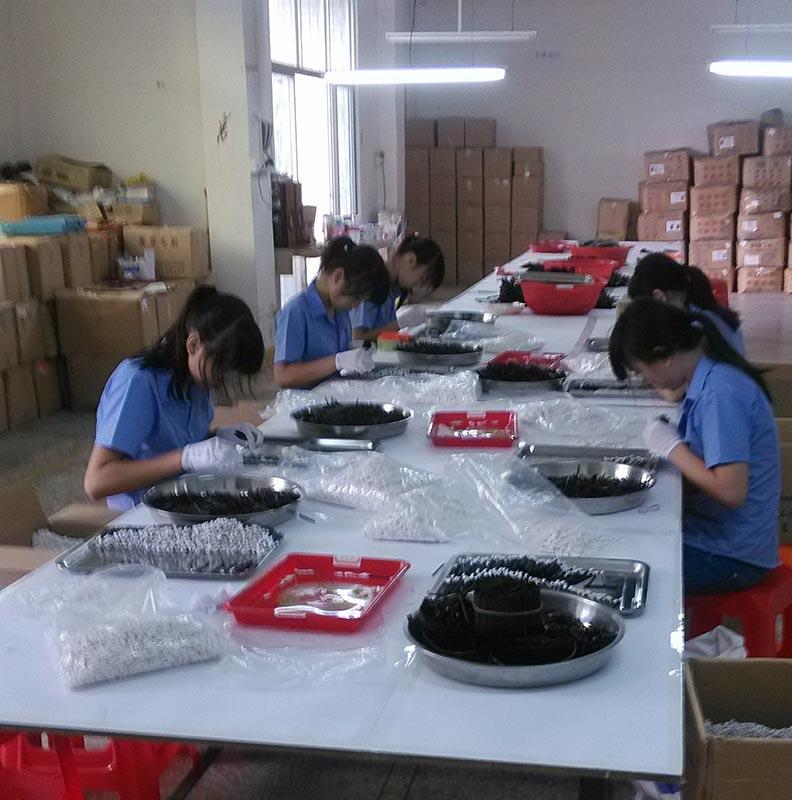 low-cost mineral makeup brush wholesale bulk production