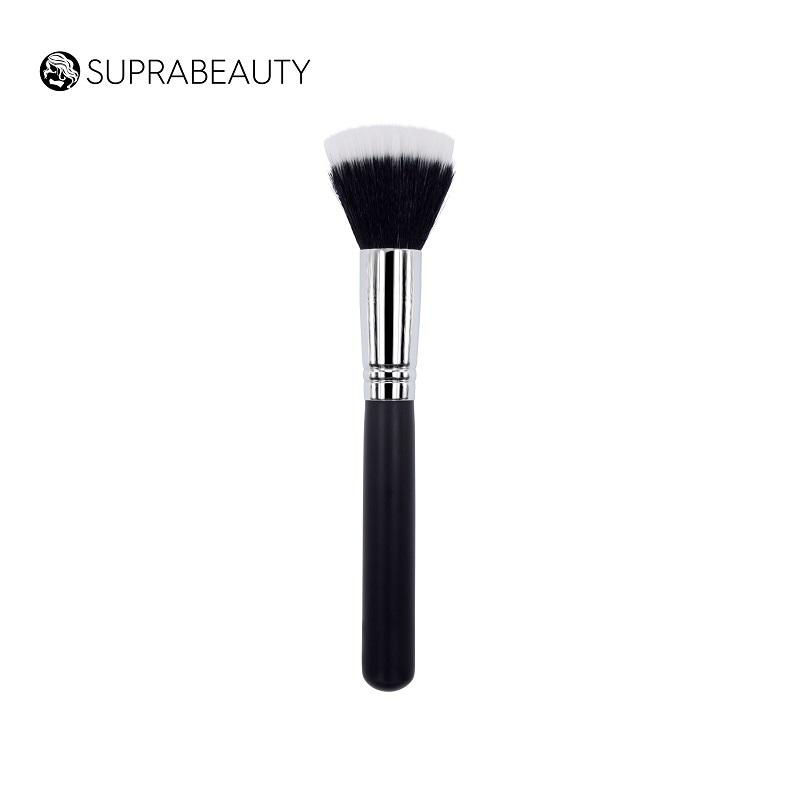 Suprabeauty flat makeup duo-fiber stippling brush SPB1006