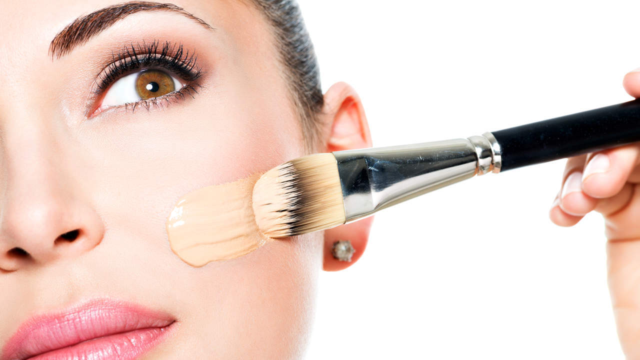 full face makeup brushes online for loose powder Suprabeauty