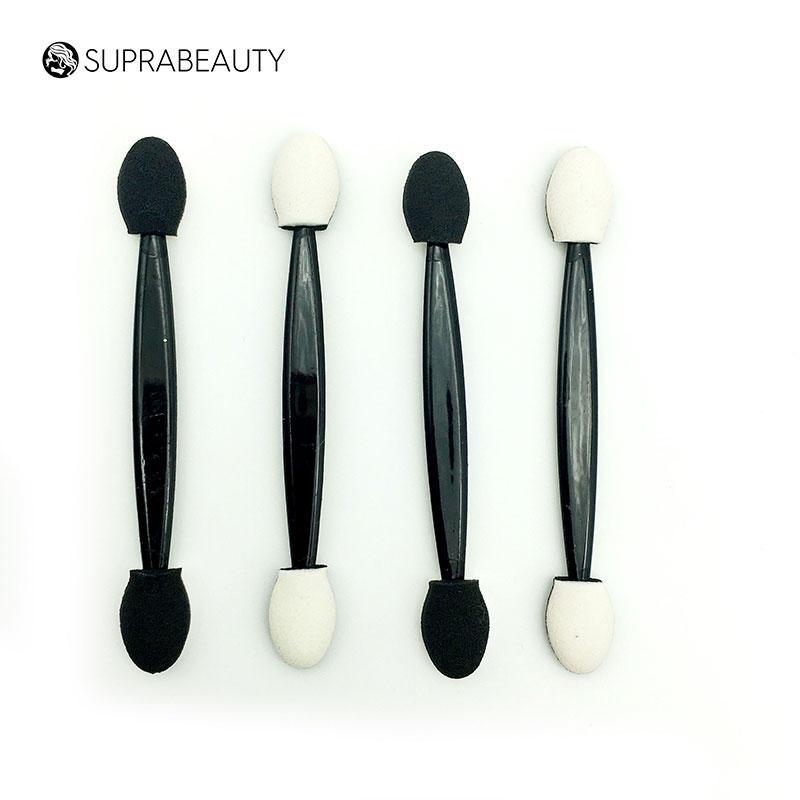 Plastic handle latex sponge makeup eyeshadow applicator SPD2002