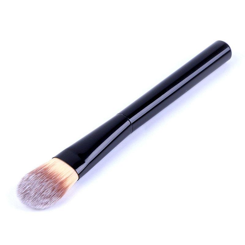 Taklon hair foundation makeup brush