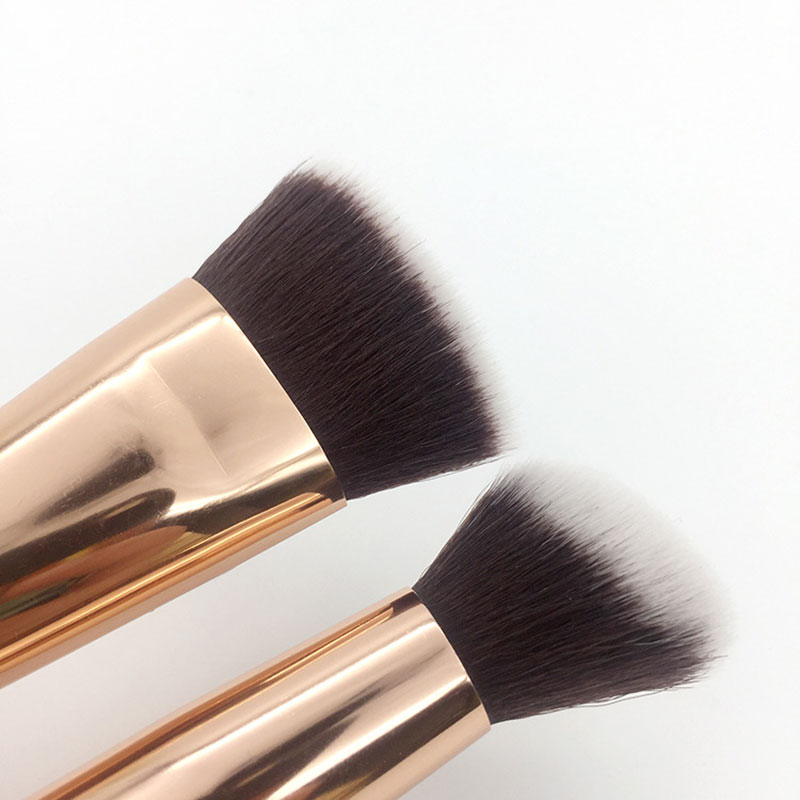 low-cost cosmetic makeup brushes with good price for beauty-2