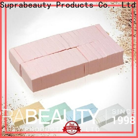 reliable cosmetic sponge supplier for sale