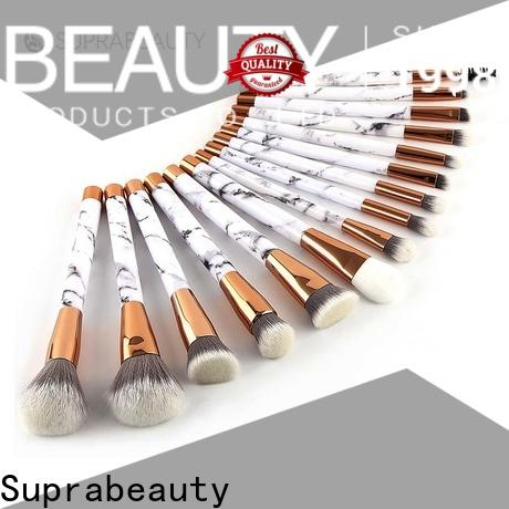 Suprabeauty custom beauty brushes set inquire now for packaging