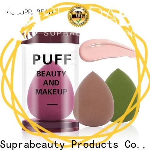 custom makeup sponge beauty blender supply for packaging