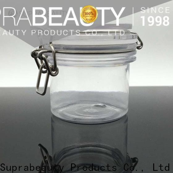 Suprabeauty best value bulk cosmetic jars company for sale