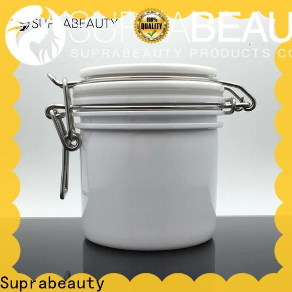 Suprabeauty airtight storage jar with good price for package