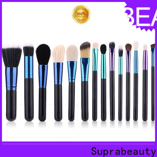 factory price best quality makeup brush sets with good price for sale