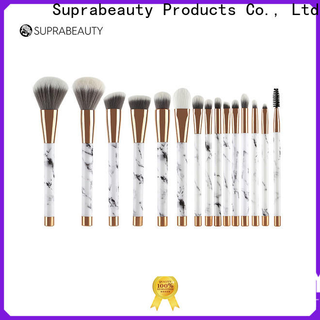 Suprabeauty makeup brush set cheap factory for beauty