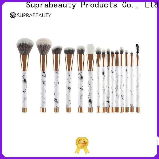 Suprabeauty makeup brush set cheap factory for beauty