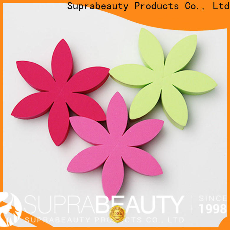 portable beauty blender foundation sponge supplier bulk buy