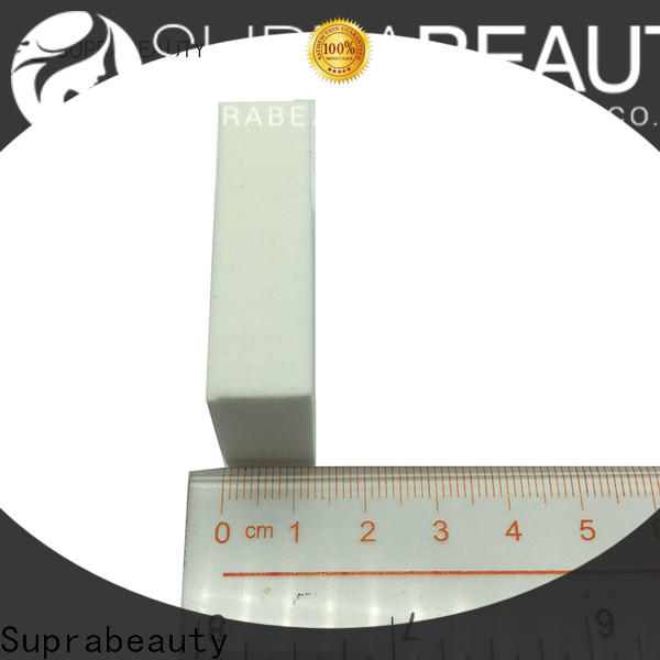 Suprabeauty quality foundation egg sponge manufacturer for make up
