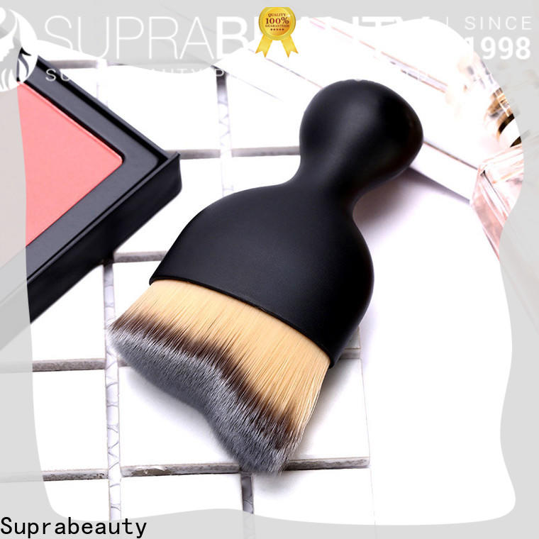customized powder brush supply for beauty