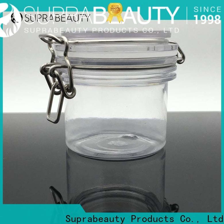 Suprabeauty mask cream jar factory direct supply bulk production