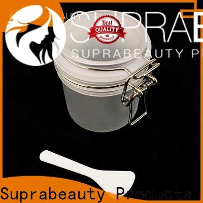 Suprabeauty latest plastic jar containers with lids inquire now bulk buy
