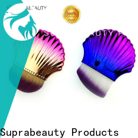 durable mineral makeup brush with good price bulk production