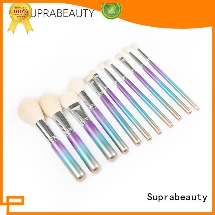 Suprabeauty rainbow foundation brush set spn for students