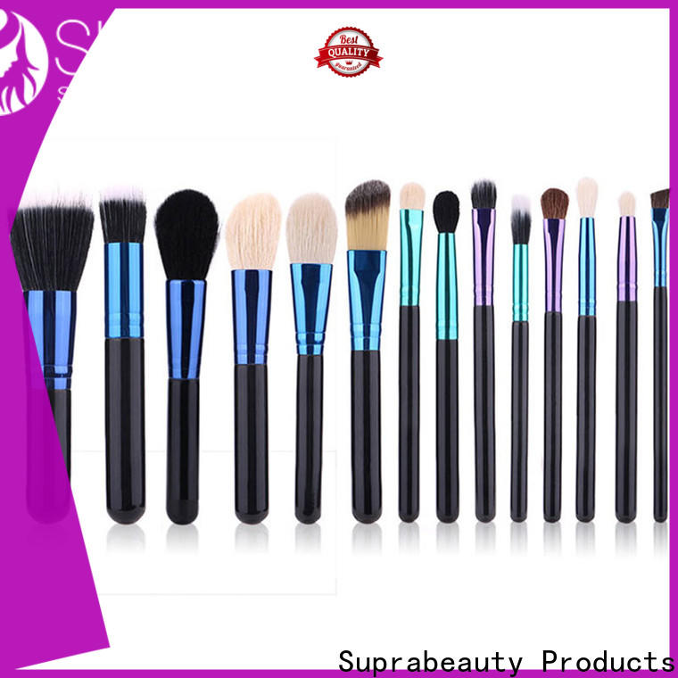 Suprabeauty durable best rated makeup brush sets factory direct supply for beauty