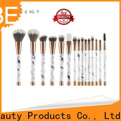 Suprabeauty best makeup brush set best supplier bulk production