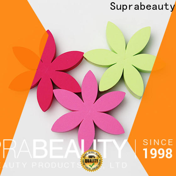Suprabeauty new makeup sponge with good price for packaging