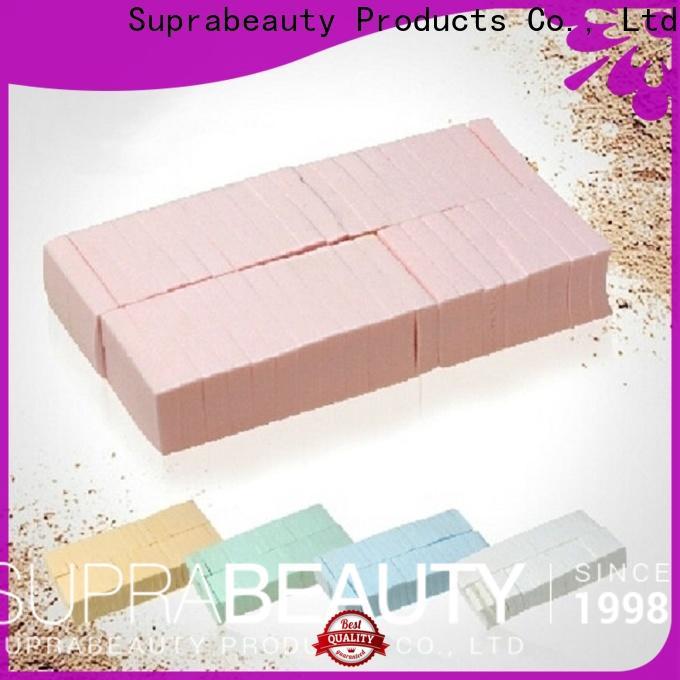 Suprabeauty reliable liquid foundation sponge inquire now bulk production
