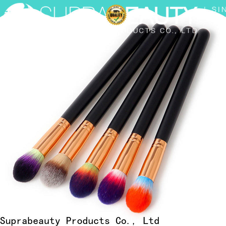 Suprabeauty professional good cheap makeup brushes best manufacturer for packaging