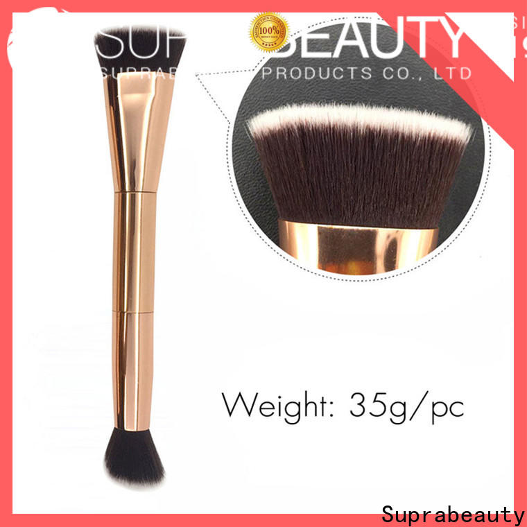 promotional cheap face makeup brushes from China on sale