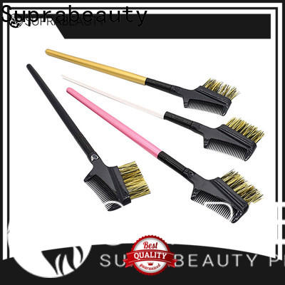 Suprabeauty worldwide new makeup brushes with good price for packaging