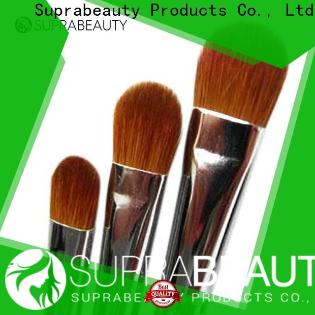 Suprabeauty new makeup brushes supplier bulk production