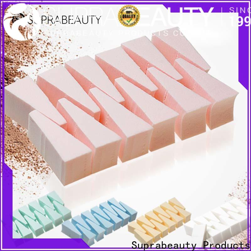 Suprabeauty practical good makeup sponges factory direct supply for sale
